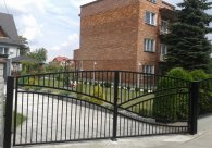 Brama Kuta Skrzydłowa i Przesuwna. Mielec Tarnów Dębica